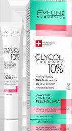 Eveline Kwasowa kuracja peelingująca Glycol Therapy 10% 20ml