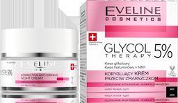 Eveline Krem do twarzy Glycol Therapy 5% Korygujący 50ml