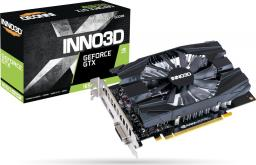 Karta graficzna Inno3D GeForce GTX 1650 SUPER Compact X1 4GB GDDR6 (N165S1-04D6-1720VA29)