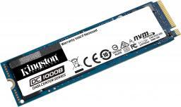 Dysk SSD Kingston DC1000B 240 GB M.2 2280 PCI-E x4 Gen3 NVMe (SEDC1000BM8/240G)