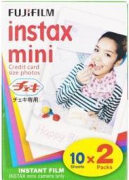 Fujifilm Wkład Instax Mini Glossy (10x2)