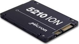 "Dysk SSD Micron 5210 Enterprise 1.92 TB 2.5"" SATA III (MTFDDAK1T9QDE-2AV1ZABYY)"