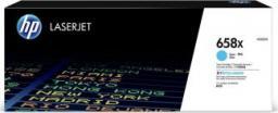 HP Toner cyan 658X