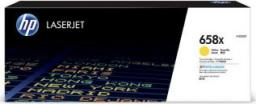 HP Toner 658X Yellow