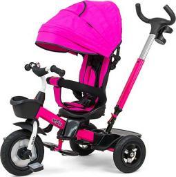 Milly Mally Rowerek Trójkołowy Movi Pink