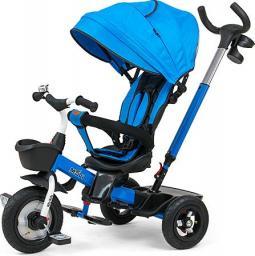 Milly Mally Rowerek Trójkołowy Movi Blue