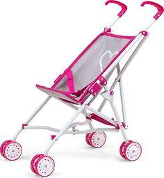 Milly Mally Milly Mally Wózek dla lalek Julia Prestige