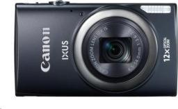 Aparat cyfrowy Canon Ixus 265 BLACK WI-FI (9345B006)