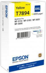 Epson Tusz C13T789440 (yellow)