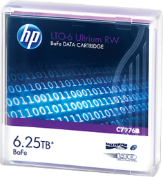 Taśma HP LTO-6 Ultrium 6.25 TB (C7976B)