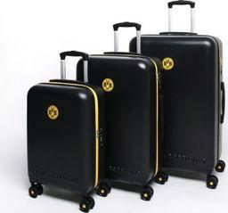 MarkenMerch Zestaw 3 x  walizka ABS licencja BVB