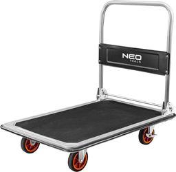 NEO Wózek transportowy platformowy udźwig 300kg (84-403)