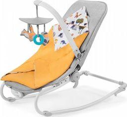 KinderKraft Leżaczek Felio Żółty 2020