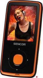 Odtwarzacz MP4 Sencor Odtwarzacz MP3, MP4 SFP 6270 LCD 4,57cm, 8GB, FM -SFP 6270