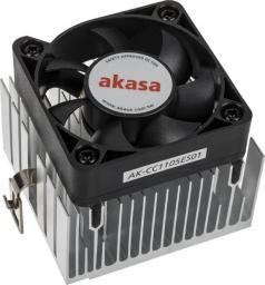 Chłodzenie CPU Akasa Aluminium Fan Sockel A (AK-CC1105ES01)