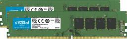 Pamięć Crucial Crucial, DDR4, 8 GB, 2800MHz, CL19 (CT2K4G4DFS8266)