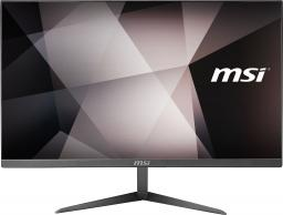 Komputer MSI Pro 24X 7M-226XPL i3-7100U 23.8inch FHD KBL 4GB 256GB Silver NoOS
