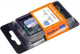 Pamięć do laptopa GoodRam DDR3 SODIMM 4GB 1600MHz CL11 (GR1600S364L11S/4G)
