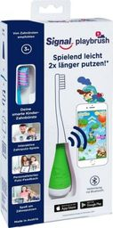 Playbrush Playbrush Smart Attachment for manual toothbrush, Suitable for children aged 3+, Green