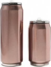 Yoko Design Kubek termiczny Isotherm Tin Can Stainless Steel 500ml Shiny brown (1516-7962)