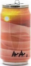 Yoko Design Kubek termiczny Canette Isotherme Desert 280ml Yelow/Orange (1566-7994)