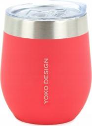 Yoko Design Kubek termiczny Isotherm Mug With Cup 250ml Red