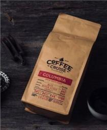Coffee Cruise Columbia Beans, 1kg