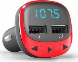 Transmiter FM Energy Sistem Energy Sistem Car FM Transmitter , Red