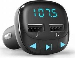 Transmiter FM Energy Sistem Energy Sistem Car Transmitter FM, Black