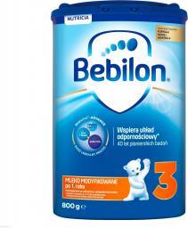 Nutricia Mleko modyfikowane Bebilon 3 800g