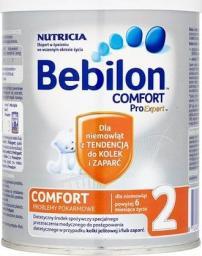 Nutricia Mleko modyfikowane Bebilon 2 Comfort 400g