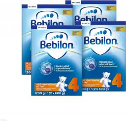 Nutricia Mleko modyfikowane Bebilon 4 Junior Pronutra Advance 4x1200 g