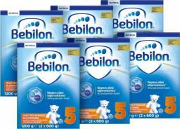 Nutricia Mleko modyfikowane Pronutra Plus 5 Junior 6x1200 g