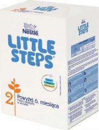 Nestle Little Steps 2 mleko modyfikowane powyżej 6. miesiąca 600g