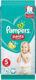 Pampers Pieluchomajtki Pants 5 (12-17 kg) 4szt.