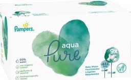 Pampers Chusteczki Aqua Pure 9 x 48 szt. (432 szt.)