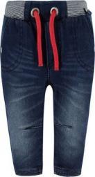 Kanz Spodnie niebieskie jeansy chłopiec 62cm