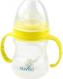 Nuvita Butelka do karmienia żółta