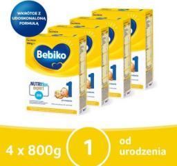 Nutricia Mleko modyfikowane NutriFlor Expert 1 4x800g