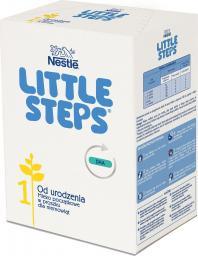 Nestle Little Steps 1 mleko początkowe od urodzenia 600g