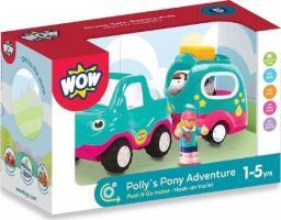 Smily Play Polly auto z przyczepą dla kucyka