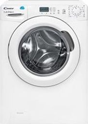 Pralka Candy Candy Washing machine CS 1271D3/1-S Front loading, Washing capacity 7 kg, 1200 RPM, A+++, Depth 52 cm, Width 60 cm, White, LED