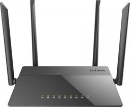 Router D-Link D-Link MU-MIMO Gigabit Router DIR-841 10/100 Mbit/s, Ethernet LAN (RJ-45) ports 4, 2.4GHz/5GHz, Wi-Fi standards 802.11ac, 300+86