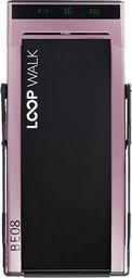 LOOP WALK Bieżnia Elektryczna BE08 Pink