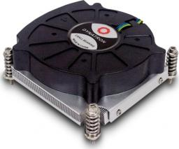 Chłodzenie CPU Inter-Tech Kühler K-6 1HE