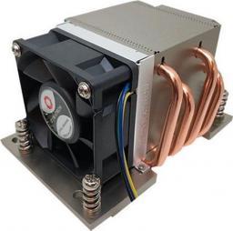 Chłodzenie CPU Inter-Tech A-26 2HE Aktiv (88885427