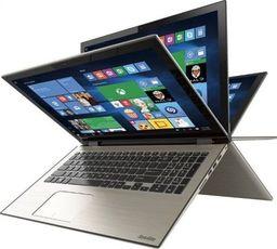 Laptop Toshiba Laptop Toshiba P55W-C5204 i7-5500U 8GB 1TB x360 *