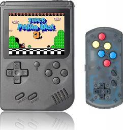 Retro FC Mini konsola przenośna Retro 168 gier Czarny + Pad