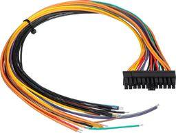 Kabel zasilający Akyga Przewód serwisowy ATX AK-SC-18 24-pin 400 mm uniwersalny