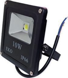 Naświetlacz EKO RAY EKO RAY Naświetlacz wodoodporny IP66 LED SMD 10W 230V barwa zimna